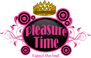 PLEASURE TIME EVENTS Logo