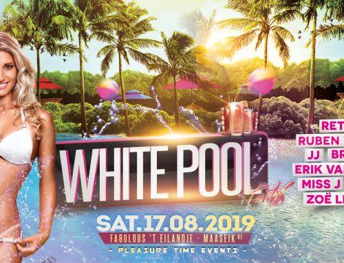 White Pool Party – 17 augustus 2019