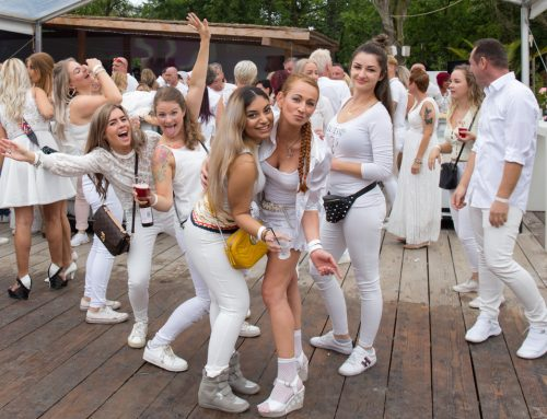 White Pool Party 2019 – Fabulous t Eilandje